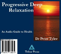 Progressive Deep Relaxation CD Cover